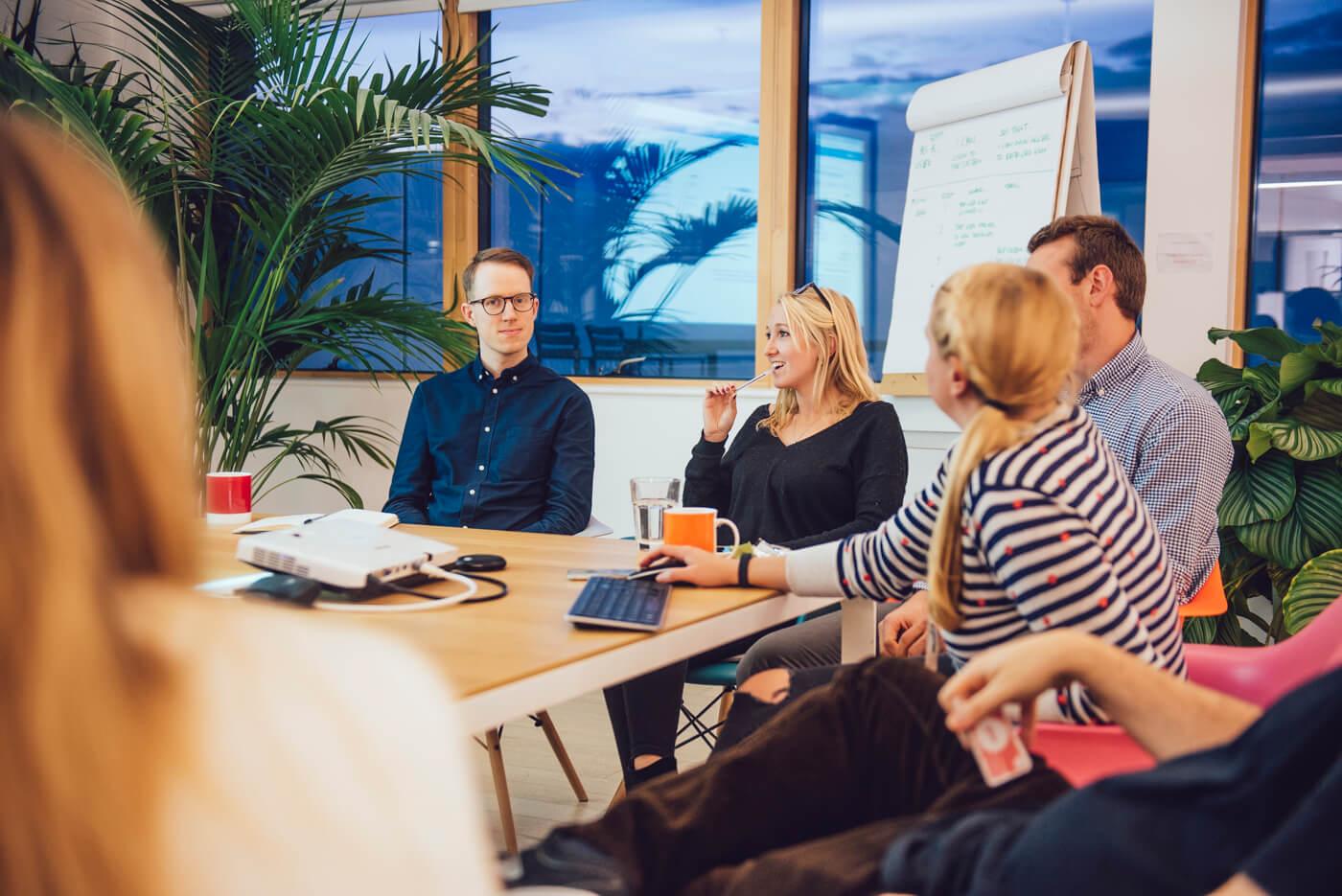 Logicspot Team Member Meeting