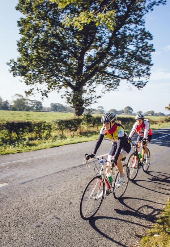 Breeze Cycling Challenge Preston