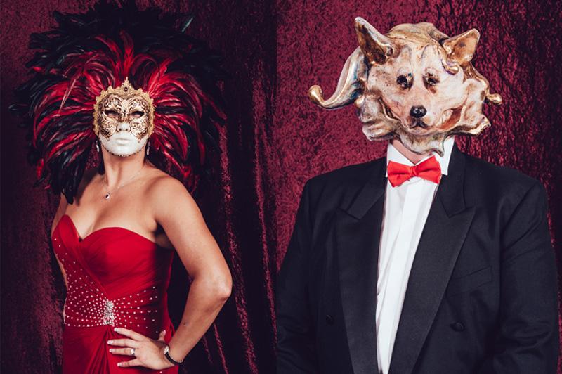 Ashdown Park Masquerade Ball