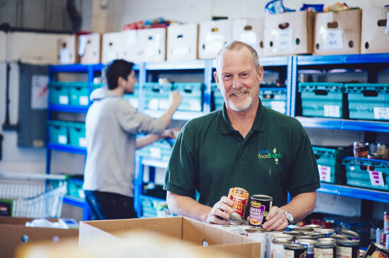 West Cheshire Food Bank Photography