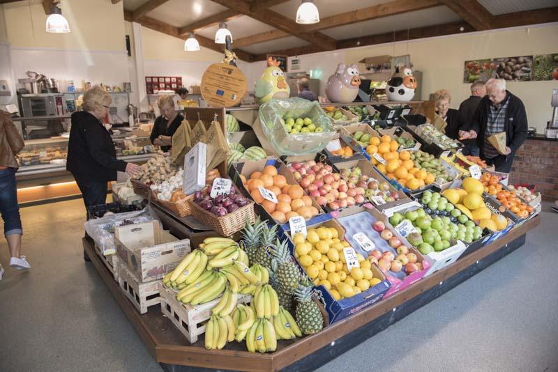 Woods Farm Shop Lancashire