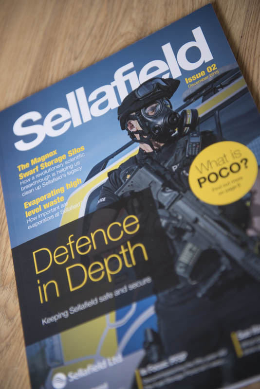 Sellafield Editorial Photography