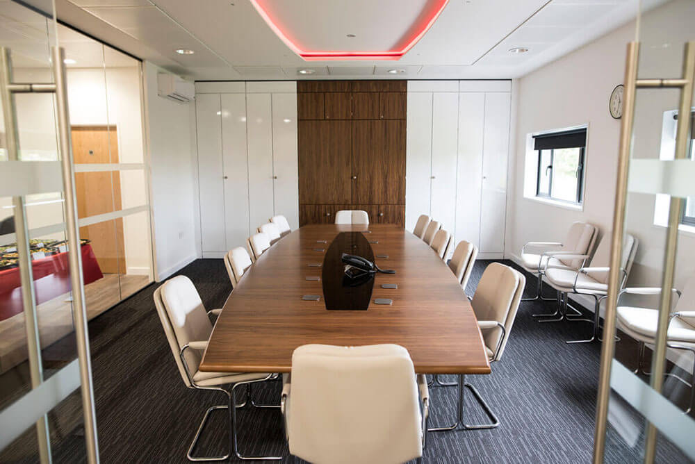 Thermo Fisher Boardroom