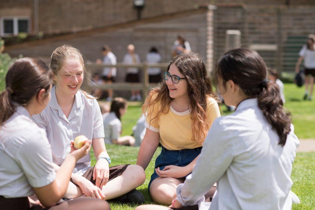 Channing High School Students Break