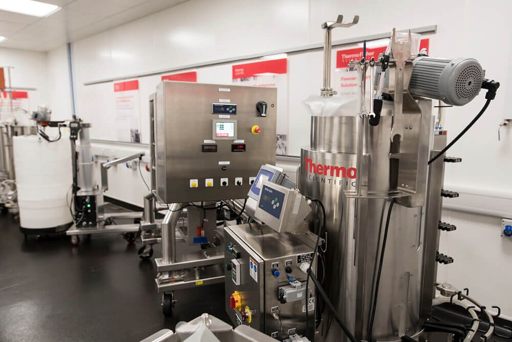 Thermo Fisher Machinery