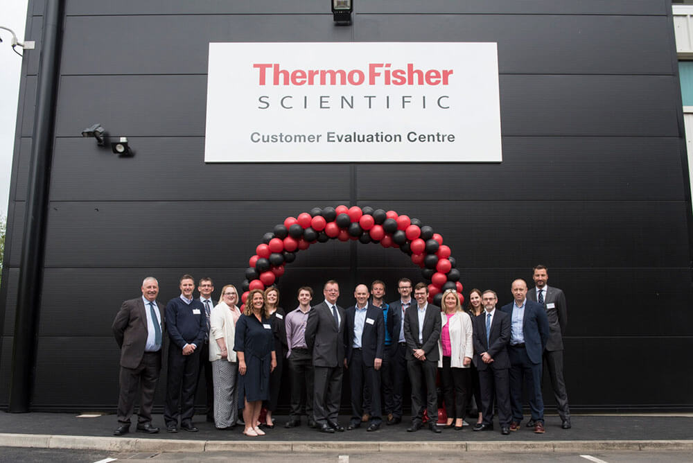 Thermo Fisher Staff Photograph